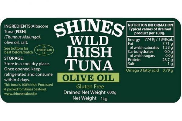 Tuna Olive Oil 1kg Details