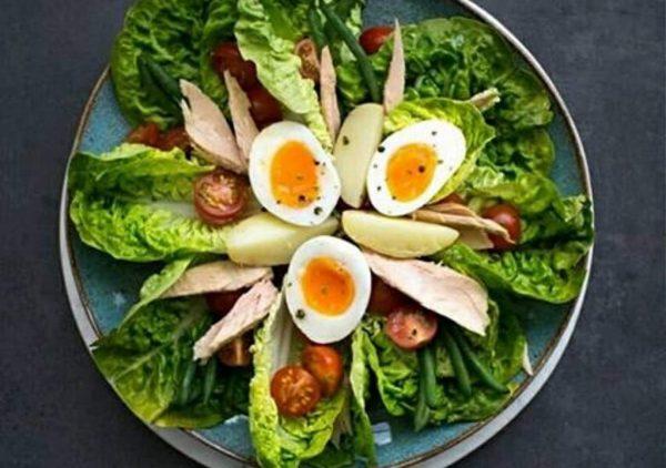 Tuna Olive Oil Jar Recipe