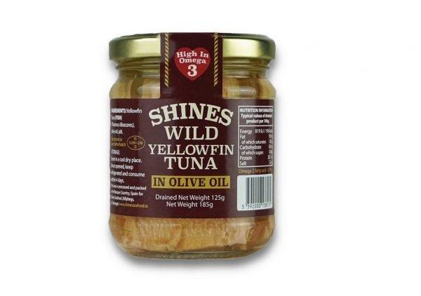 Tuna Yellowfin Jar