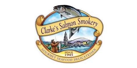 "Clarkes Salmon Smokery <span class=""wordpress-store-locator-store-in"">Store in Ballina</span>"