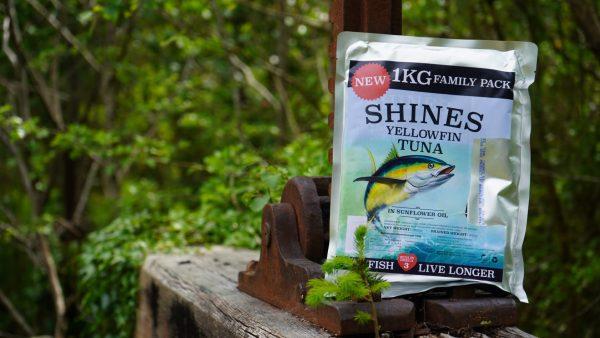 Shines Seafood - Tuna 1kg