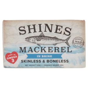 Shines Mackerel in Brine