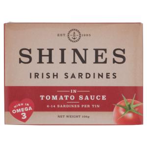 Shines Irish Sardines in Tomato Sauce
